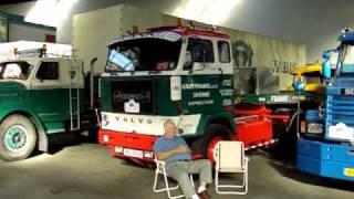 Oldtimer European Trucks