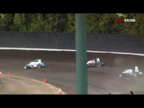 "AMSOIL USAC/CRA Sprint Cars ""Louie Vermeil Classic"" Night #1 (2019)"