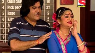 Gopi & Billu arrive late to work & forget to pick up the file she h...