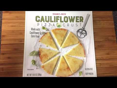 Cauliflower Pizza How to Cook & Tasting Review