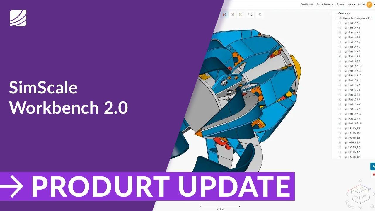 SimScale Workbench 2 0 – Feature Demo