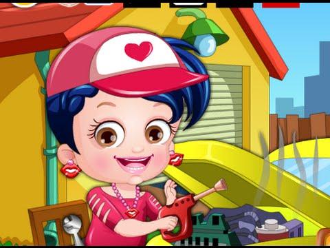 Spiele Baby Hazel