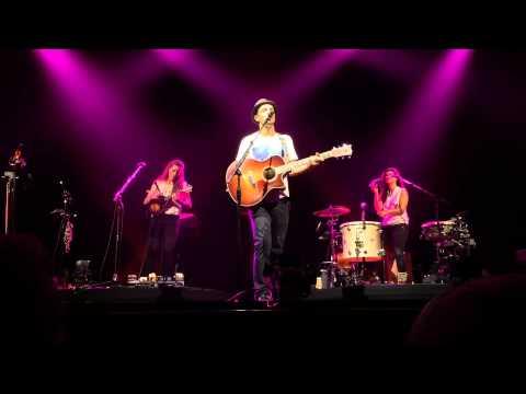 Jason Mraz - 3 Things, Live @ Casino De Paris, 30.09.2014