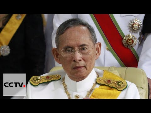 70 Years As Thailand's King: Thais anxious about king's health