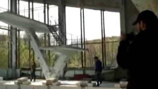 Алеша, съемки клипа на песню Sweet people в Чернобыле!