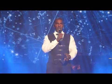 "Norm Lewis ""Stars"", I love musical/Peter Jöback, Malmö Arena 11.10.13"