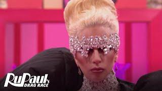 Lady Gaga's Big Entrance!   RuPaul's Drag Race Season 9   #DragRaceGoesGAGA   Now on VH1!