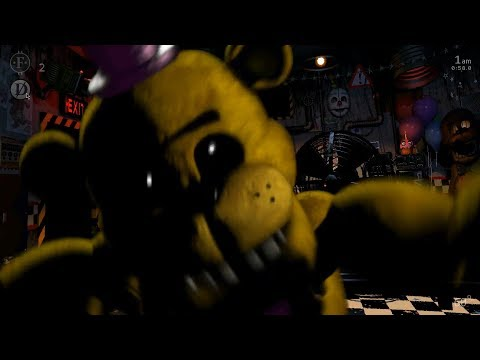 Full Download] I Put Fredbear Into The Game This Happened