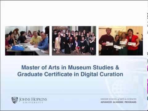 Digital Curation in Art Museums: Promising Practices and Opportunities for Education and Research