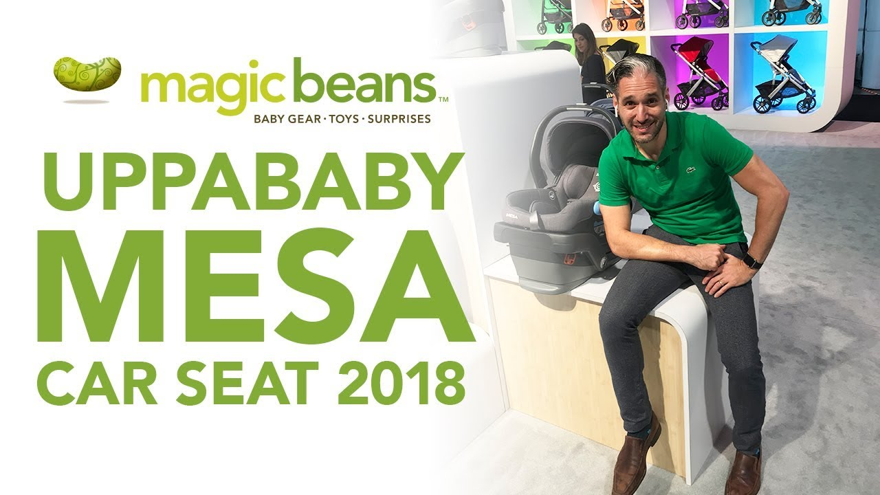 UPPAbaby Mesa Infant Car Seat 2018 | Reviews, Ratings, Prices