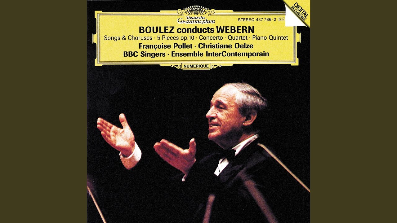 webern 5 pieces for orchestra
