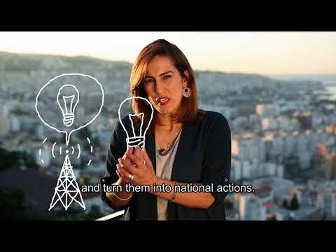 Mediterranean Superheroes: One is many I Algeria #BuildTomorrow