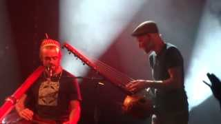 Xavier Rudd Feat. Yeshe - Let Me Be (HD) Live In Paris 2013