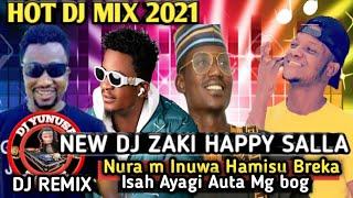 NEW DJ ZAKI REMIX HAPPY SALLAH MIX 2021 HAMISU BREKA NURA M INUWA ISAH AYAGI AUTA MG BOY