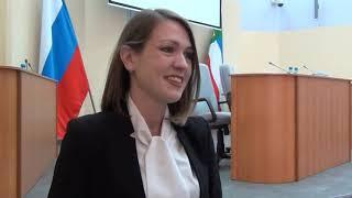 Юлия Исмагилова в эксклюзивном интервью 19rus.info