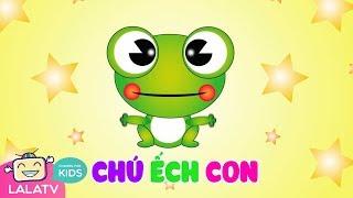 Chú Ếch Con - Một Con vịt - Album Nhạc thiếu nhi Hoạt hình Việt Nam Remix Cao Lê Hà Trang