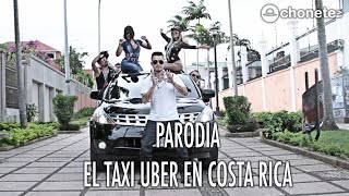 Parodia del Taxi Uber en Costa RIca