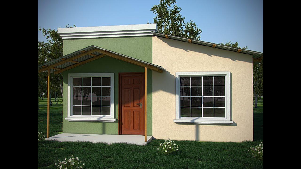 Venta de casas bonitas baratas y nuevas en siguatepeque for Planos de casas economicas