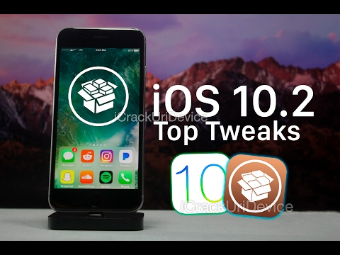 iOS 10.2 jailbreak brings all these hot tweaks to your iPhone