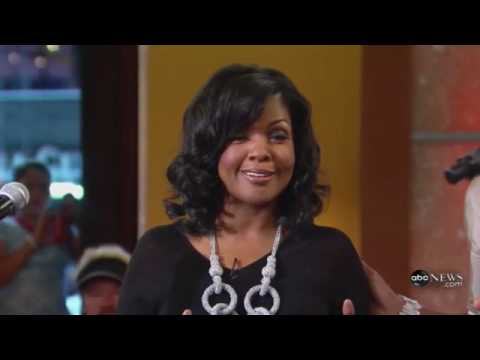 """BeBe and CeCe Winans Reunite"" -- Interview on GMA"