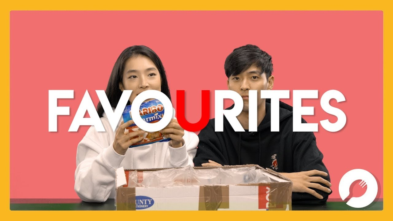 EAT Show - TRYING BRITISH SNACKS (Part 2)