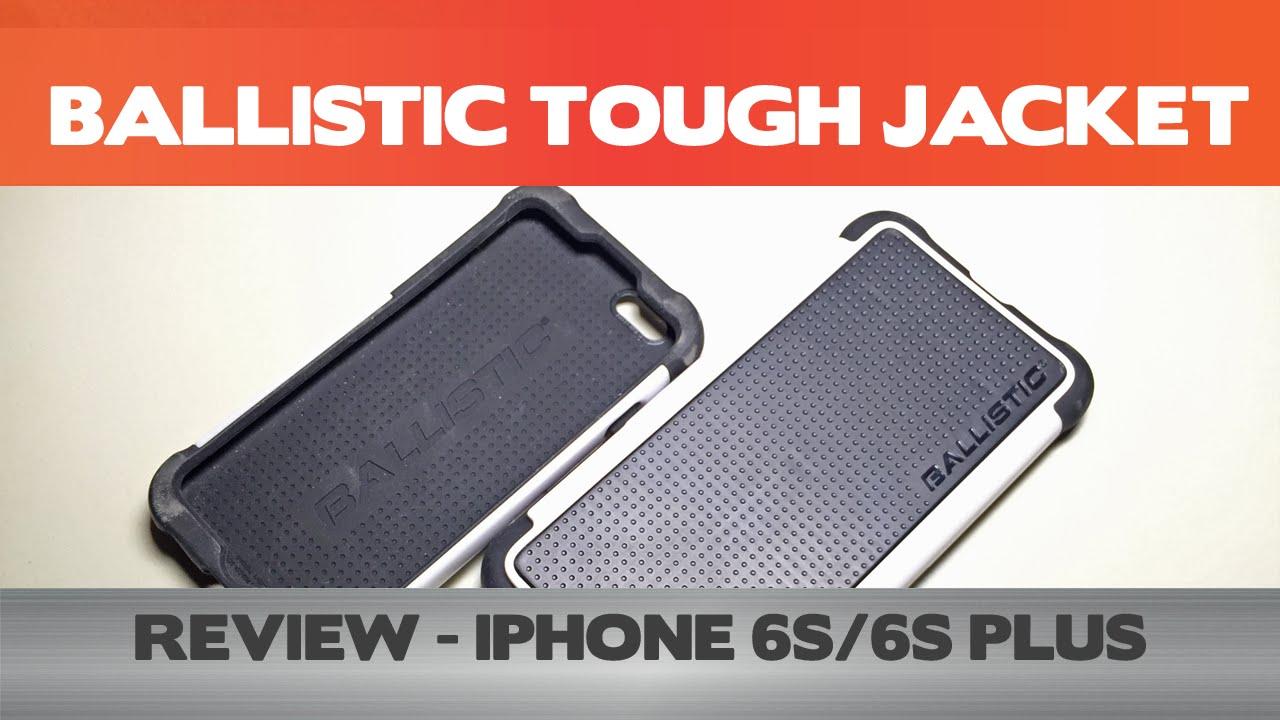 finest selection b98bd 982b4 2 Piece iPhone Case? Ballistic Tough Jacket Review - iPhone 6/6 Plus