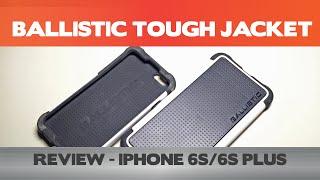 2 Piece iPhone Case? Ballistic Tough Jacket Review - iPhone 6/6 Plus