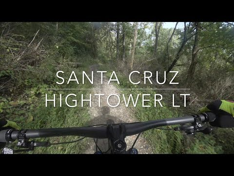 Santa Cruz Hightower LT Devou Mountain Bike Trail