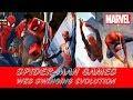 Spider-Man Games   Web Swinging Evolution in 19 Years