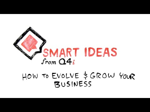 How to Evolve and Grow Your Business