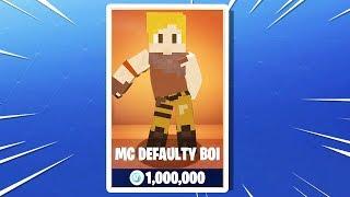Minecraft Default Dance!