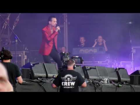 Depeche Mode live in Leipzig  27.05.2017 - Going Backwards