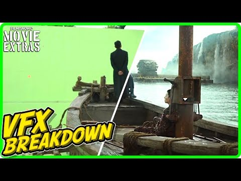 ALONG WITH THE GODS: THE LAST 49 DAYS | VFX Breakdown By Dexter Studios (2018)