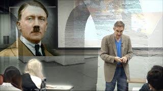 """Jordan Peterson """"I've spent a lot of time thinkin' about Hitler"""""""