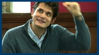 My Friendship with Steve Jobs | John Mayer | Oxford Union