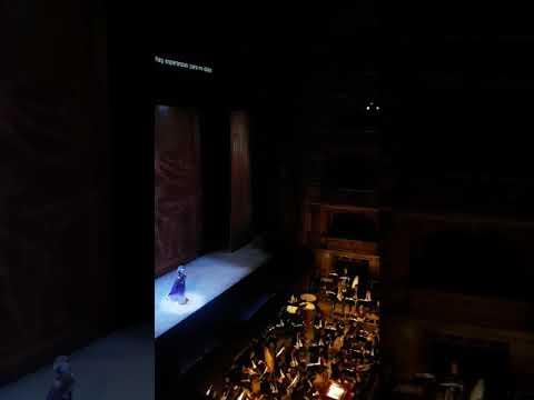 Haydeé Dabusti - Ritorna Vincitor - Teatro Colón - 30 Mayo 2018