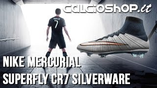 Review: Nike Mercurial Superfly CR7 Silverware