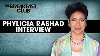 Phylicia Rashad On TV Motherhood, Mentoring Chadwick Boseman, HBCUs, Dynamic Acting + More