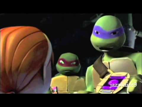 donatello and april relationship