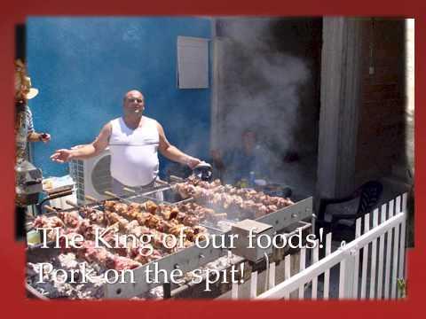 Cyprus cuisine and cypriots' eating habits, paralimni lyceum, comenius 2012 2014
