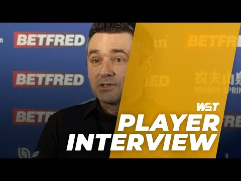 McMANUS Retires From Professional Snooker After Bai Defeat | Betfred World Championship Qualifying