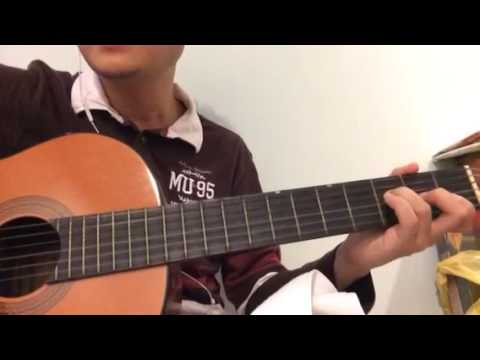 Hanya Aku hyper act guitar cover Travel Video