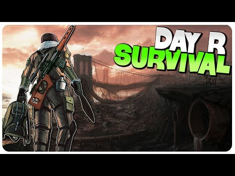 Day R Survival Update - Radiation City in the Horizon! | Day R Survival Gameplay