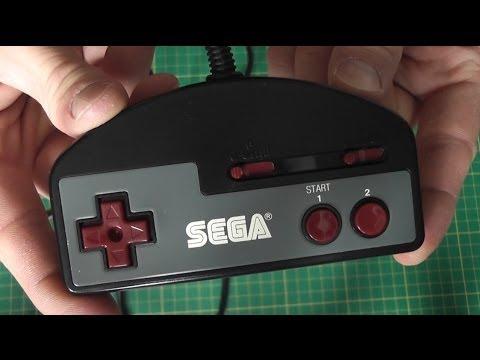 Let's Refurb - Ebay Junk - SEGA SG Commander - Master System Mystery