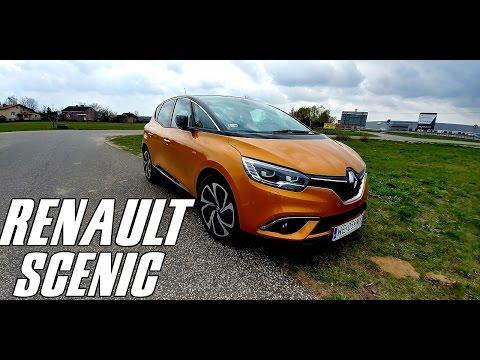 Renault Scenic (2016) 1.2 TCe / 130KM - test, recenzja, review praktycznego mini-vana