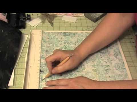 Using Zutter Kutter to create a wood album