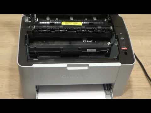 Replacing The Toner Cartridge Samsung Xpress M2026 M2026W