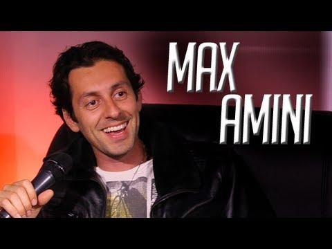 Max Amini on Cipha Comedy Corner???