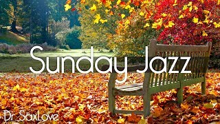 Sunday Jazz • Jazz Saxophone Instrumental Music for Relaxing and Study