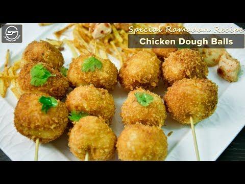 Chicken Dough Balls By lip Smacking Food | Ramzan Special Recipe